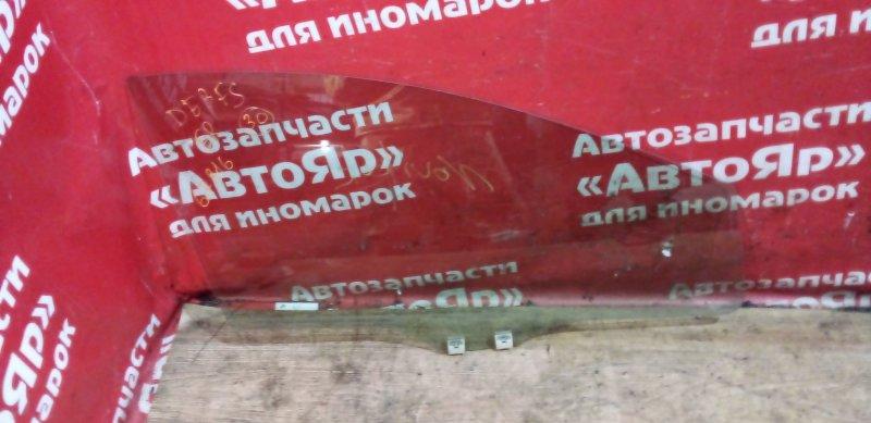 Стекло боковое Mazda Demio DE3FS ZJ-VE 09.2007 переднее правое