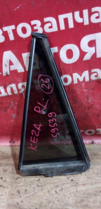 Стекло боковое Mazda Cx-5 KE2AW SH-VPTS 03.2012 заднее левое форточка