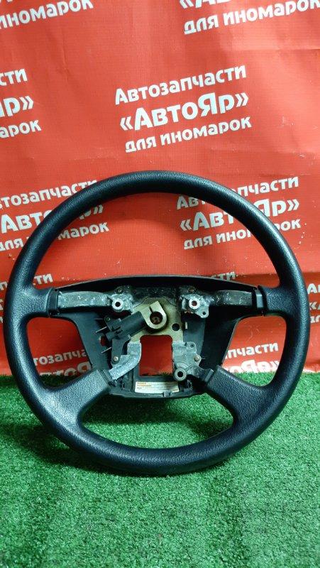 Руль Mitsubishi Dingo CQ2A 4G15 2000.02 цена за руль без аирбага