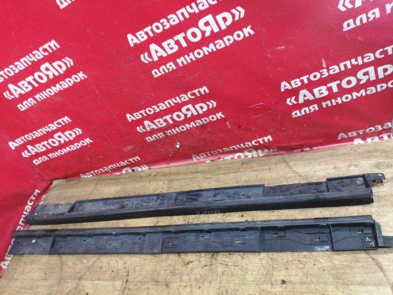 Порог Mazda Cx-5 KE2AW SH-VPTS 03.2012 Накладка на порог 2 штуки