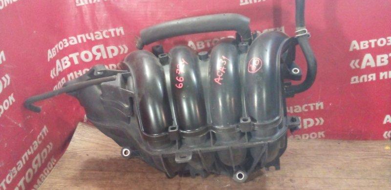 Коллектор впускной Toyota Rav4 ACA31W 2AZ-FE 01.2006 17120-28170 / 17120-28171