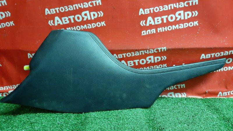 Накладка пластиковая в салон Lexus Gs350 GRS191 2GR-FSE 2006.05 левая 55436-30150 накладка на торпеду