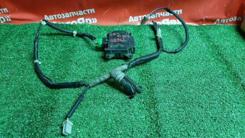 Привод заслонок отопителя Honda Cr-V RD5 K20A 063700-8490