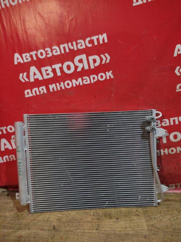 Радиатор кондиционера Volkswagen Passat B6 Новый.