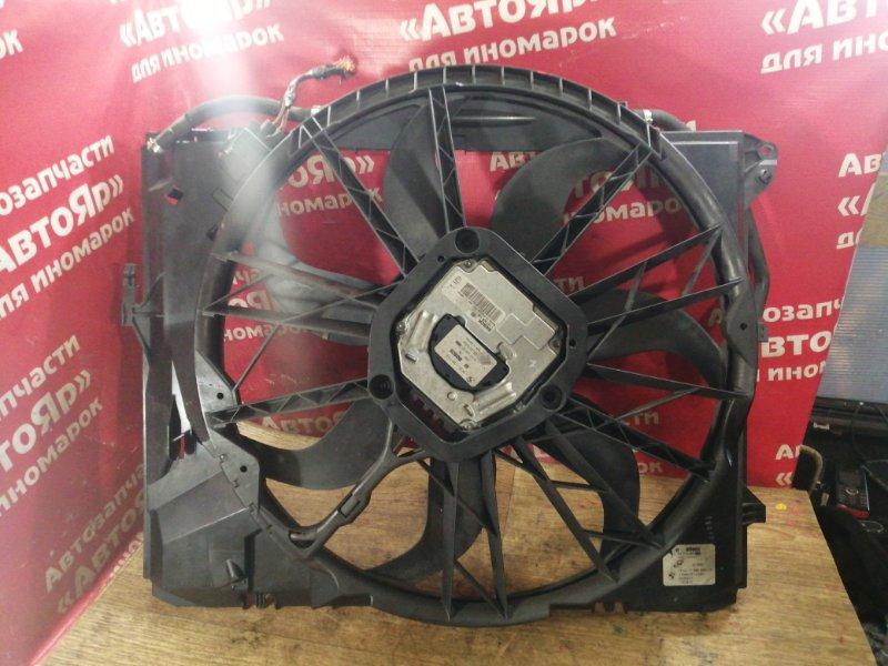 Диффузор радиатора Bmw 530I E60 N52B30A 03.2005 17427540681, продается отдельно.