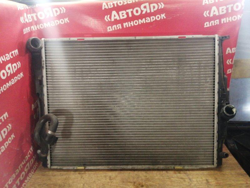 Радиатор основной Bmw 530I E60 N52B30A 03.2005 17117519209, продается отдельно.