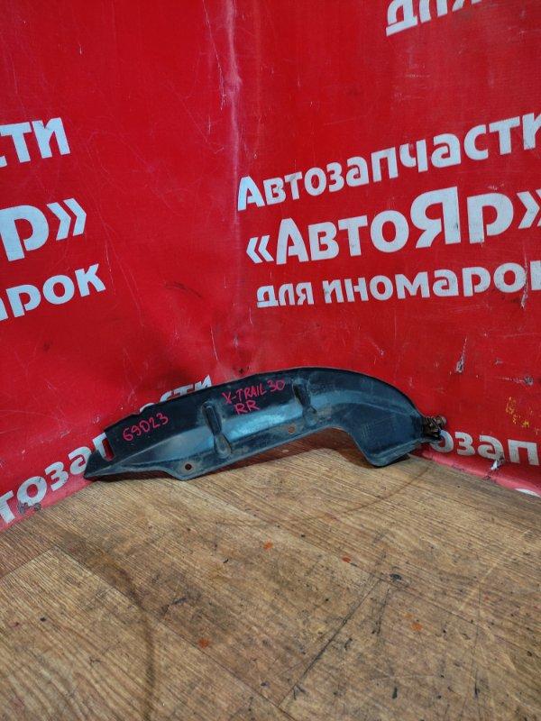 Подкрылок Nissan X-Trail NT30 QR20DE 07.2005 задний правый 788188h300