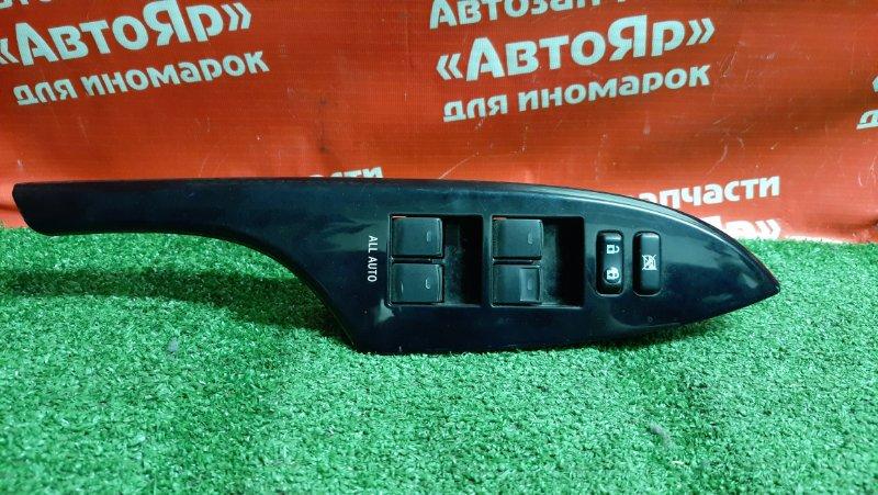 Блок управления стеклоподъемниками Toyota Corolla Fielder ZRE142G 2ZR-FAE 10.2010 Дефекты креплений