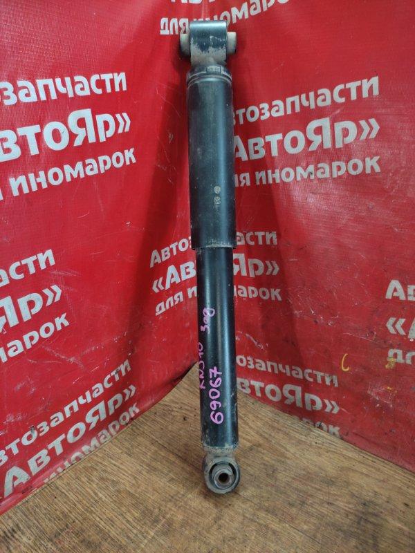 Амортизатор Nissan Qashqai KNJ10 MR20DE задний Sachs 56210 JD04A