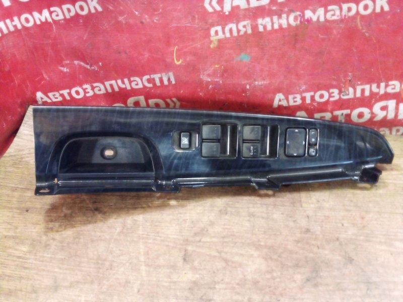Блок управления стеклоподъемниками Mazda Cx-7 ER3P L3-VDT 03.2007 Правый руль.