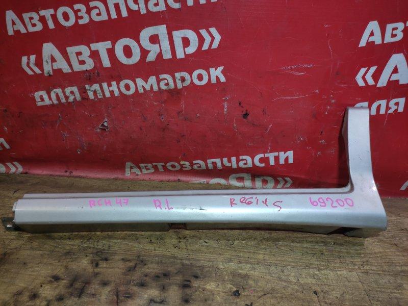 Порог Toyota Regius RCH47 3RZ-FE 09.1999 76911-26030