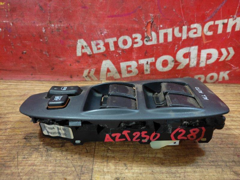 Блок управления стеклоподъемниками Toyota Avensis AZT250W 1AZ-FSE 01.2007
