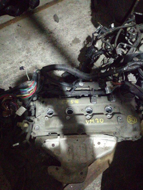 Двигатель Nissan Nv200 VM20 HR16DE 10.2009 Цена без навесного оборудования, пробег 84т.км.