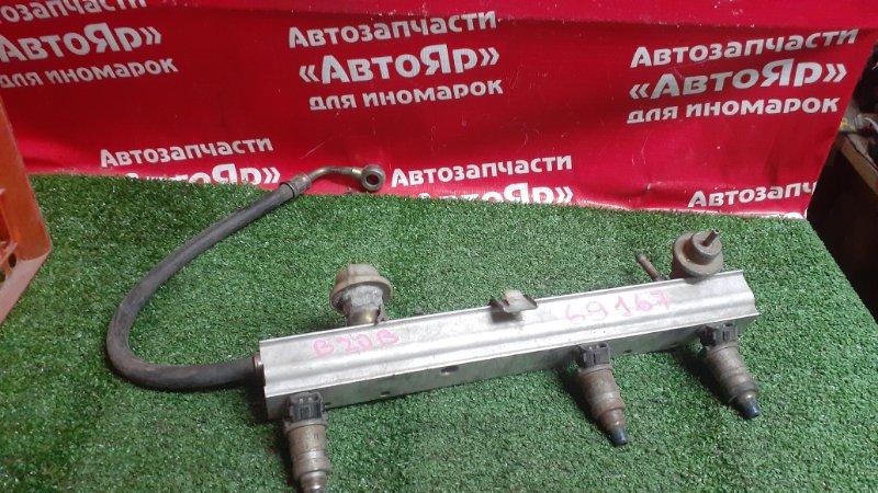 Форсунка Honda Cr-V RD1 В20В 3шт. с рампой