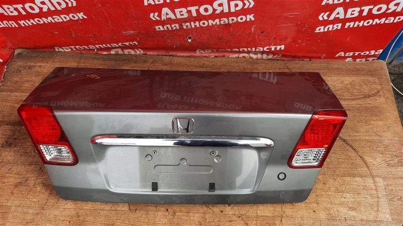 Крышка багажника Honda Civic Ferio ES3 D17A 2005 2 модель