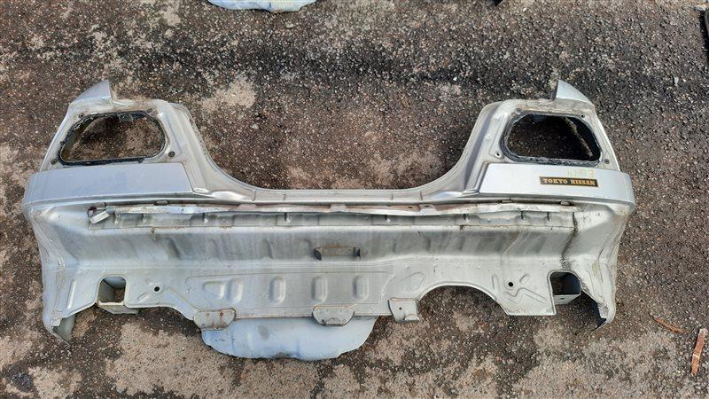 Панель кузова задняя Nissan Bluebird EU14 SR18DE 03.1998