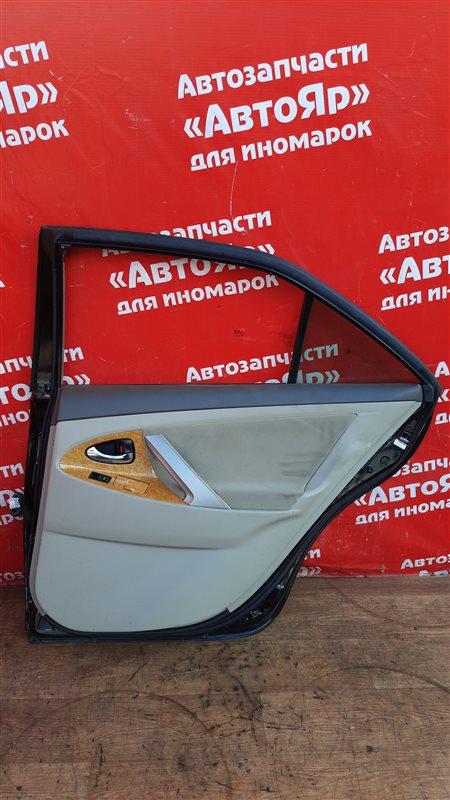 Стеклоподъемник Toyota Camry ACV40 2AZ-FE 10.2006 задний правый