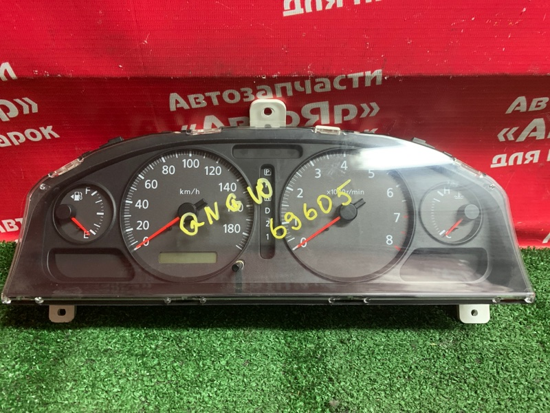 Комбинация приборов Nissan Bluebird Sylphy QNG10 QG18DE 02.2004 8N400 B7