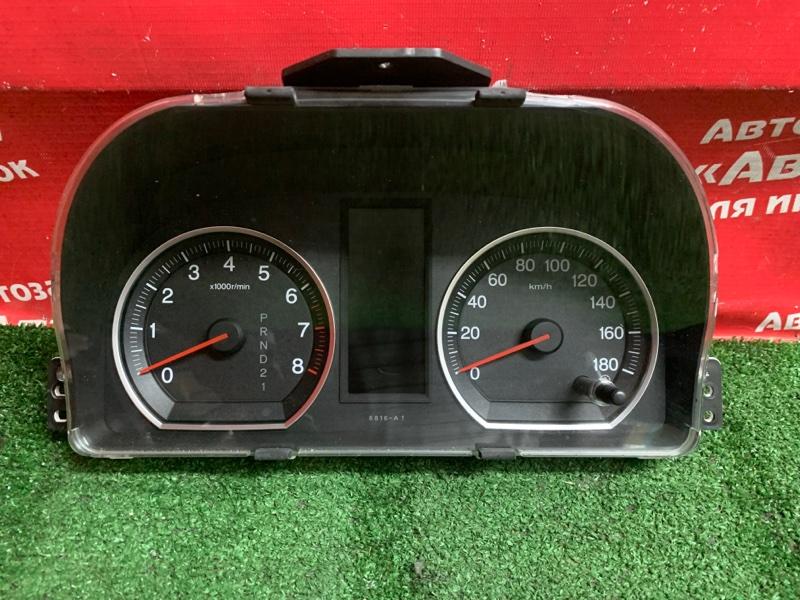 Комбинация приборов Honda Cr-V RE4 K24A 2007 SWA 78100-9000 X01