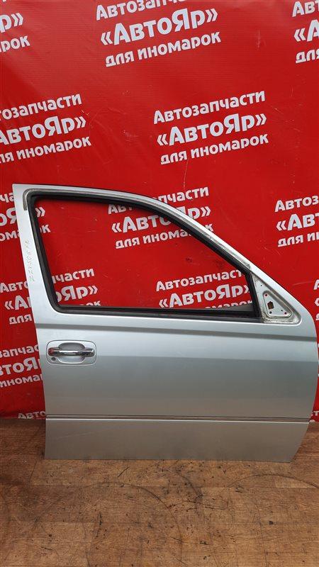 Дверь боковая Toyota Vista Ardeo ZZV50G 1ZZ-FE 04.2002 передняя правая Цена за голую