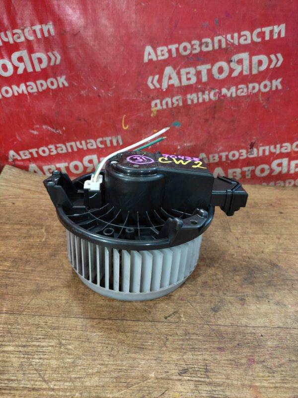Вентилятор (мотор отопителя) Honda Accord CU2 K24A 2009