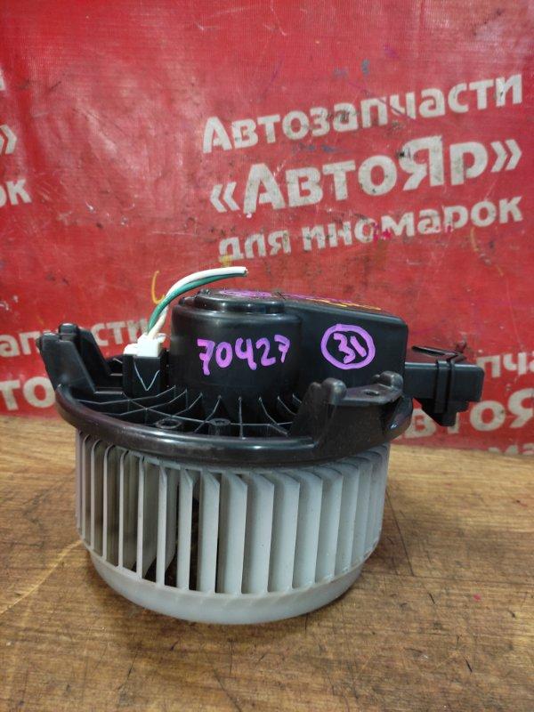 Вентилятор (мотор отопителя) Honda Accord CU2 K24A 2008