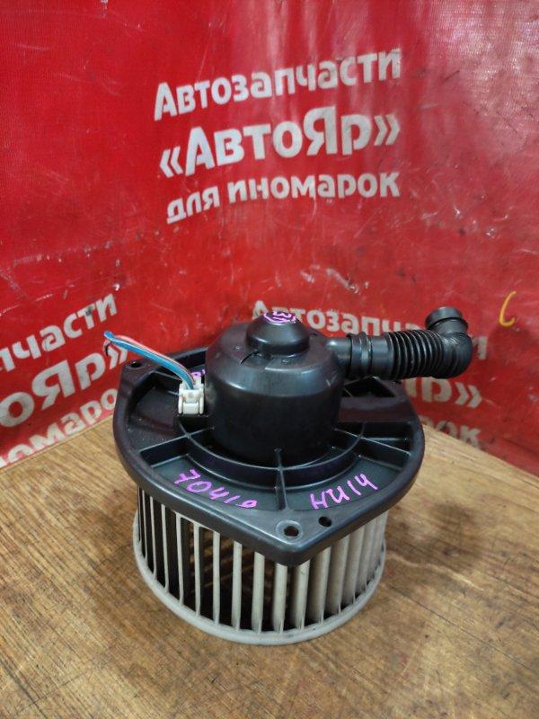 Вентилятор (мотор отопителя) Nissan Bluebird HU14 SR20DE 02.1999
