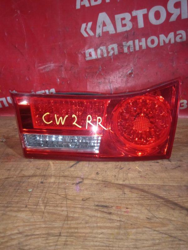 Стоп-сигнал Honda Accord CU2 K24A 2009 задний правый p8129. в 5-ую крышку. дефект на фото