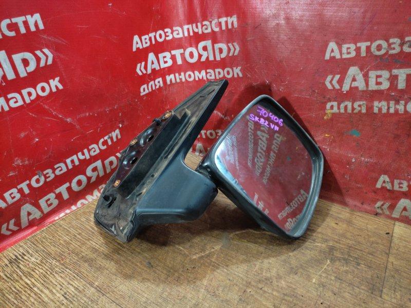 Зеркало Nissan Vanette SK82VN F8 05.2005 переднее правое механическое