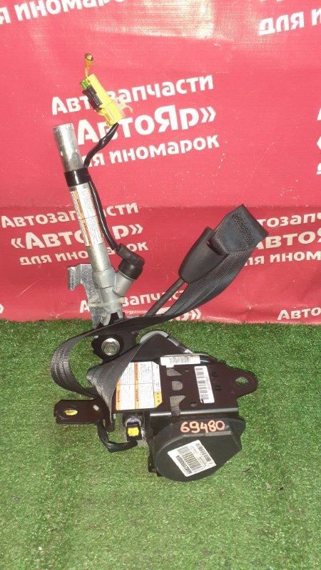 Ремень безопасности Honda Cr-V RE4 K24A 2007 передний правый с зарядом, черный