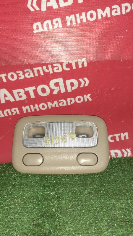 Плафон салона Nissan Bluebird Sylphy QNG10 QG18DE 02.2004 маленький