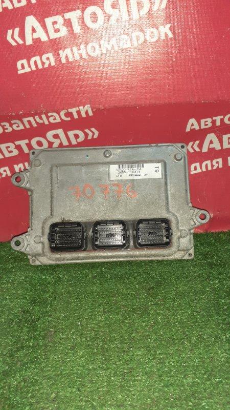 Блок управления efi Honda Cr-V RE4 K24A 2007 37820-rza-j54