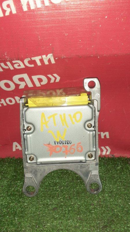 Блок управления airbag Toyota Alphard ATH10W 2AZ-FXE 04.2004 89170-58030