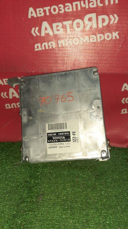 Блок управления efi Toyota Vista Ardeo ZZV50G 1ZZ-FE 04.2002 89666-32010
