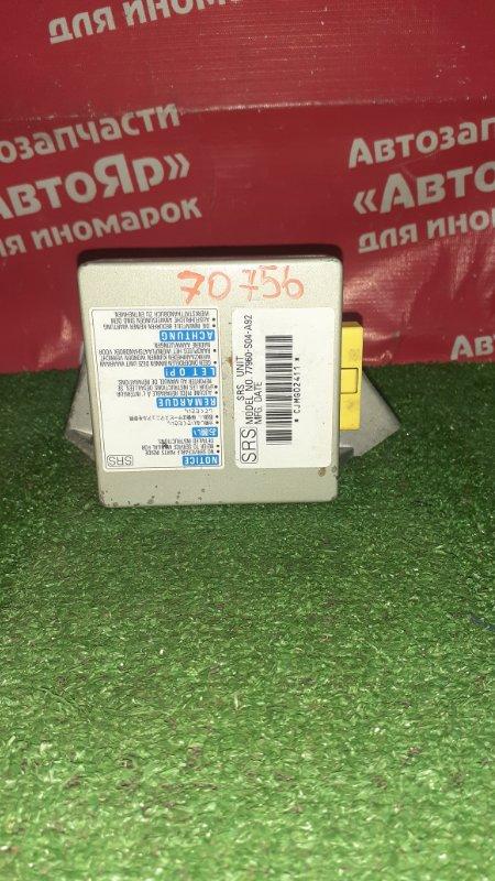 Блок управления airbag Honda Partner EY6 D13B 2001 77960-s04-a92