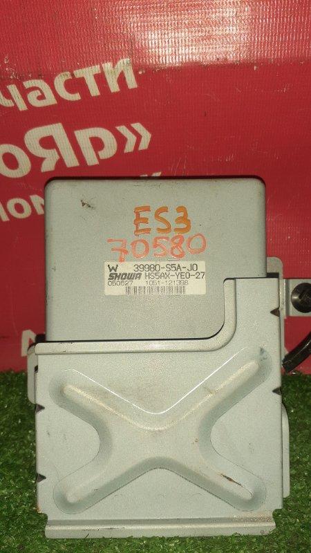 Блок управления рулевой рейкой Honda Civic Ferio ES3 D17A 2005 39980-S5A-J0