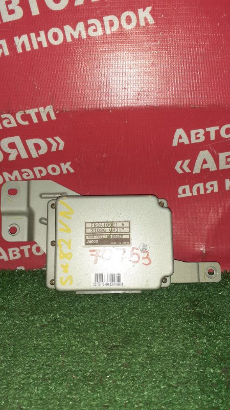 Блок переключения кпп Nissan Vanette SK82VN F8 05.2005 31036 um317