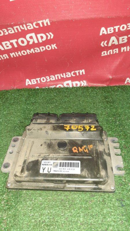 Блок управления efi Nissan Bluebird Sylphy QNG10 QG18DE 02.2004 A56-W29