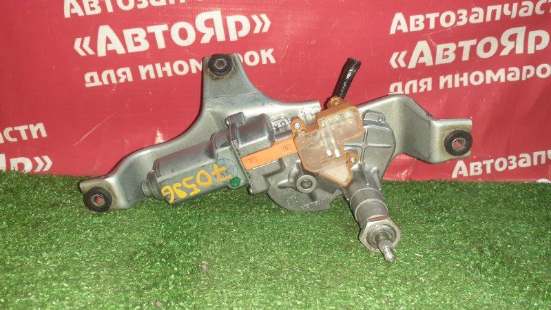 Механизм стеклоочистителя Honda Accord CU2 K24A 2008 только моторчик, задний
