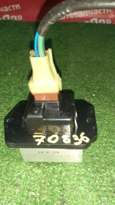 Реостат печки Honda Accord CU2 K24A 2008 077800-0960