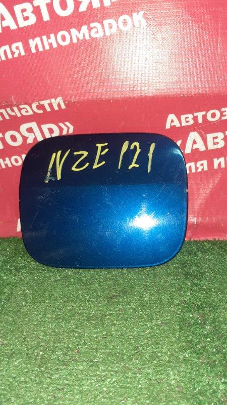 Лючок топливного бака Toyota Corolla NZE121 1NZ-FE 01.2002