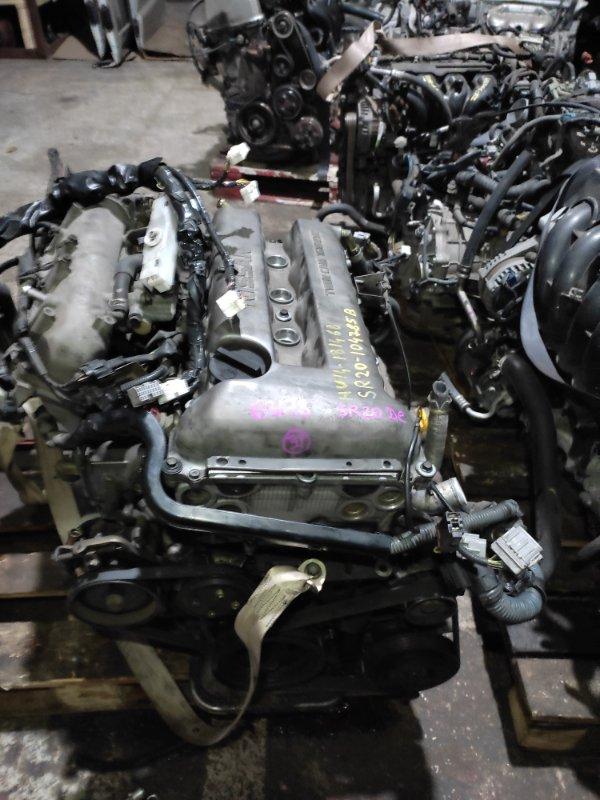 Форсунка Nissan Bluebird HU14 SR20DE 02.1999 Комплект 4шт. с рампой 16600 10Y01