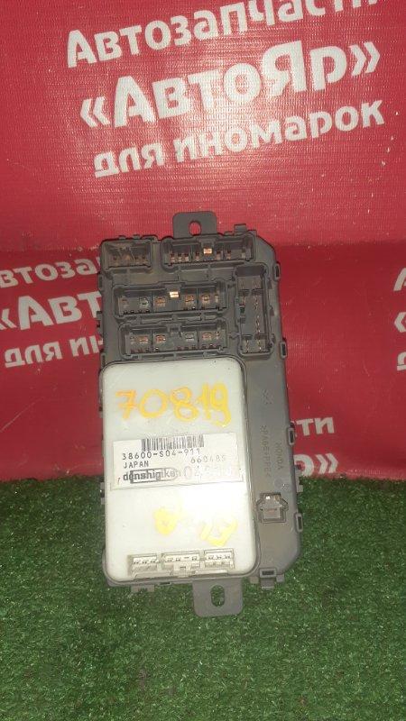Блок предохранителей Honda Partner EY8 D16A 2001 38600-S04-911, салонный.