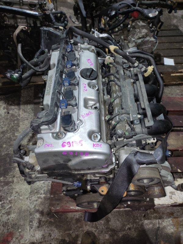 Коса двс Honda Accord CU2 K24A 2008