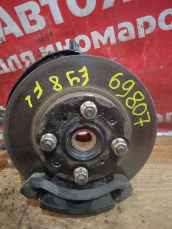 Диск тормозной Honda Partner EY8 D16A 2001 передний левый