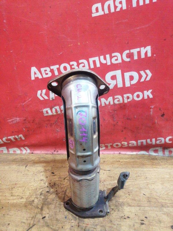 Глушитель Honda Accord CU2 K24A 2009