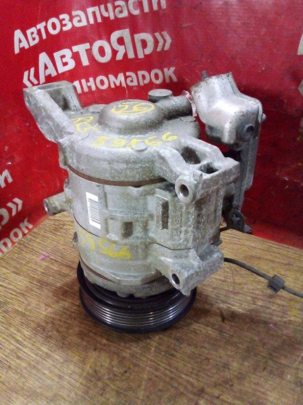 Компрессор кондиционера Honda Stepwgn RK5 R20A 05.2010 447280-1262
