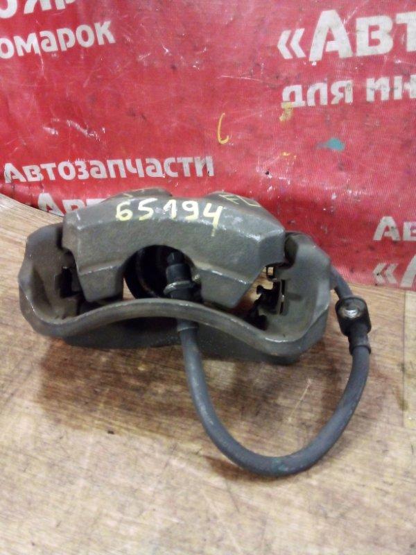 Суппорт тормозной Toyota Camry ACV30 2AZ-FE 10.2003 передний левый 63-28/ 47750-33190