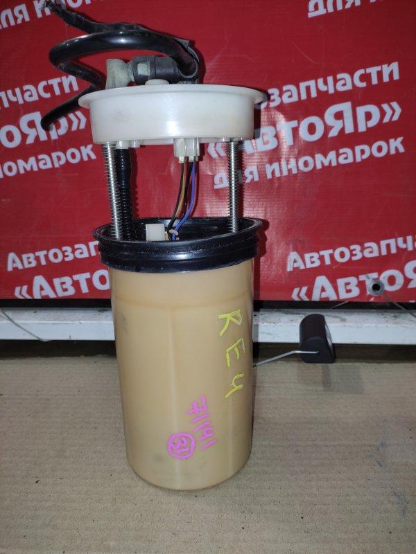 Насос топливный Honda Cr-V RE4 K24A 2007 17708-SWA-003, 1 штуцер.