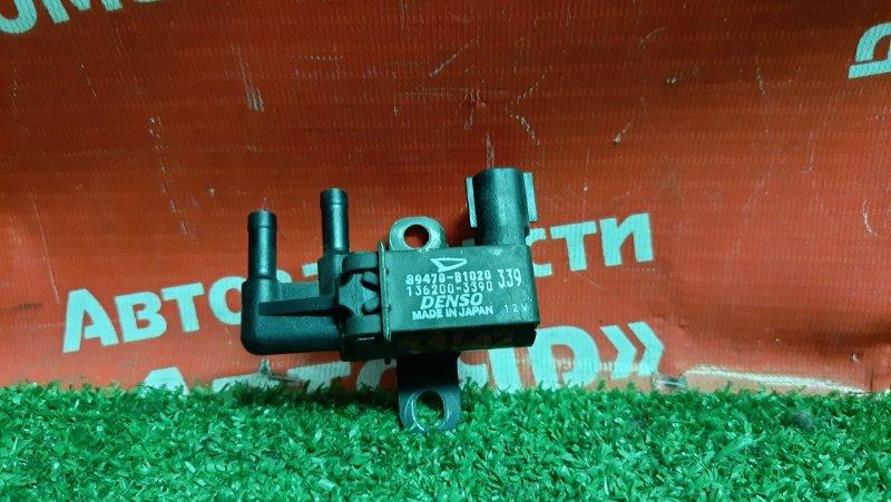 Вакуумный клапан Toyota Bb QNC21 3SZ-VE 89470-b1020